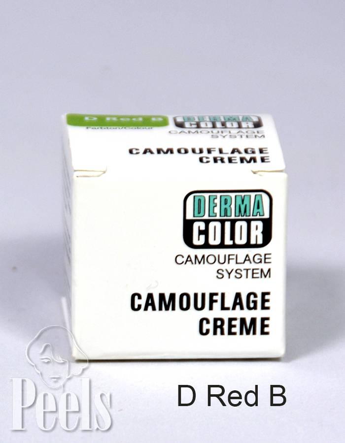 Dermacolor Dermacolor Camouflage Creme, Kleur DredB