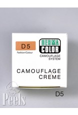 Dermacolor Dermacolor Camouflage Creame, Kleur D5