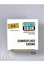 Dermacolor Dermacolor Camouflage Creme, Kleur D6