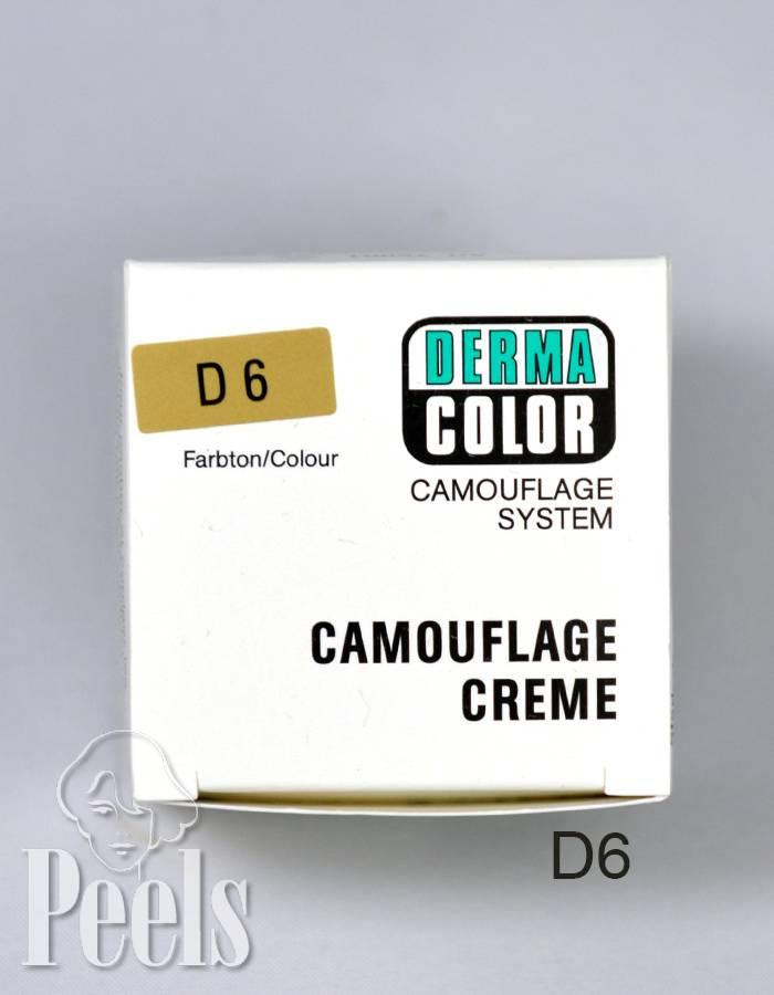Dermacolor Dermacolor Camouflage Creme, Kleur D63