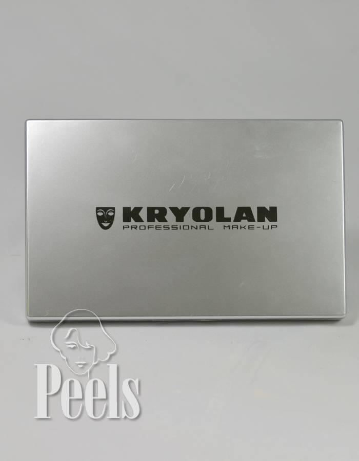 Kryolan Viva Brilliant Color Palette, 8 colors, kleur FR1