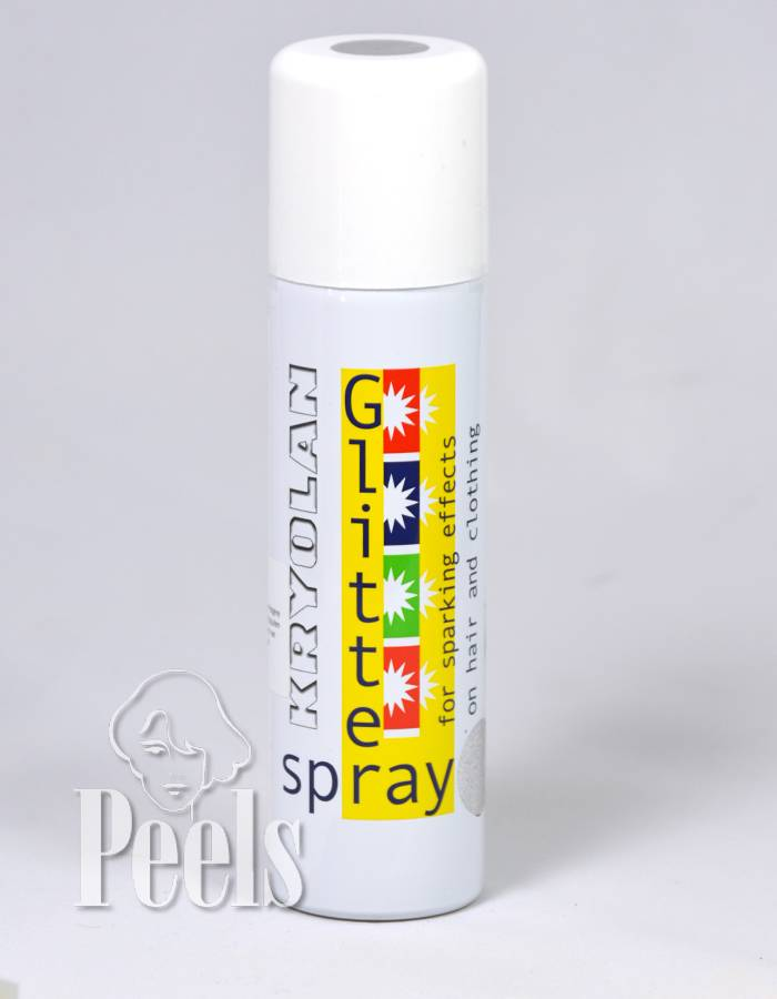 Kryolan Glitter Spray colored