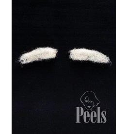 Peels haarmode Sint wenkbrauwen Crepe