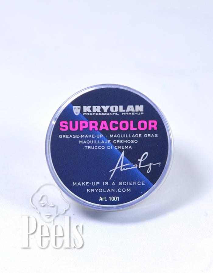 Kryolan Supra Color vetschmink 8ml - bruin - kleurcode 043