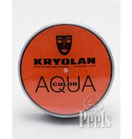 Kryolan Aquacolor 20ml - oranje