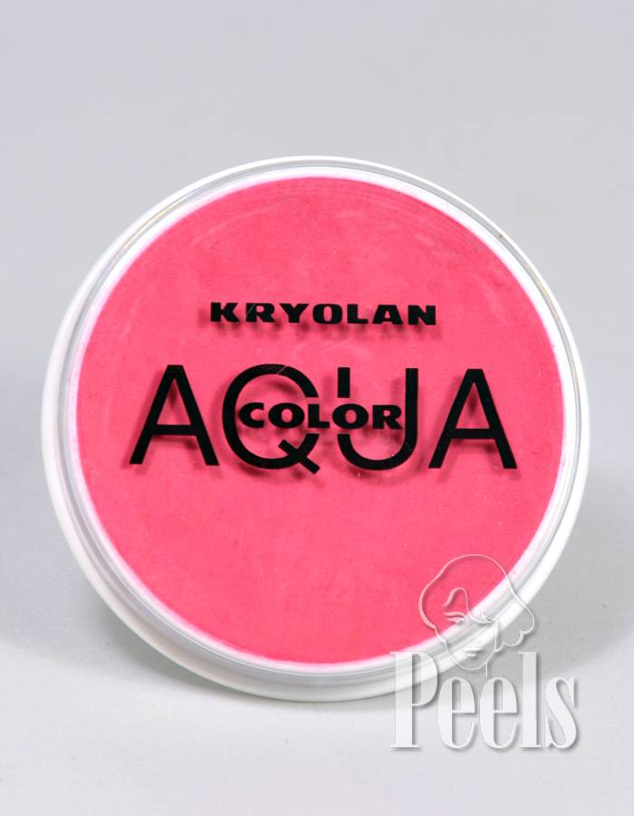 Kryolan Aquacolor 15ml - roze - kleurcode R21