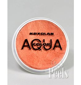 Kryolan Aquacolor 15ml - metallic copper