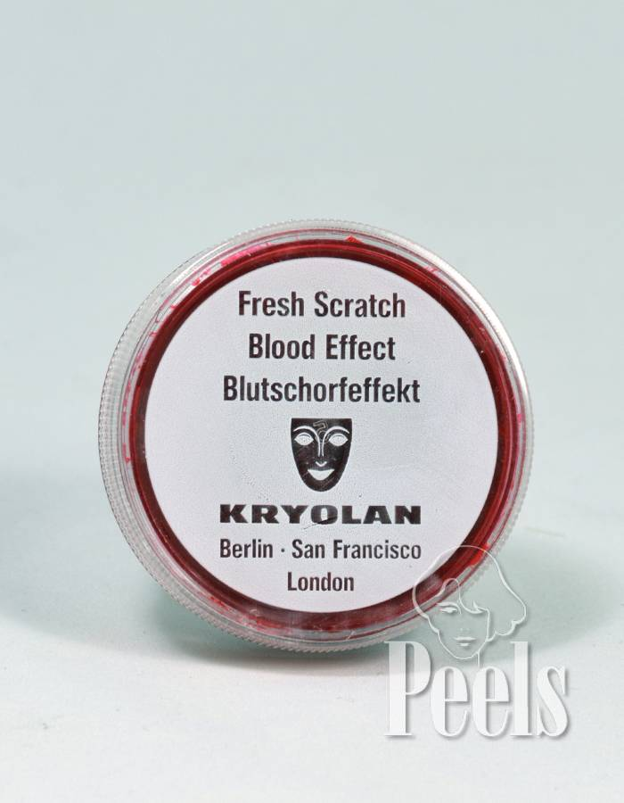 Kryolan Fresh Scratch blood light 15ml