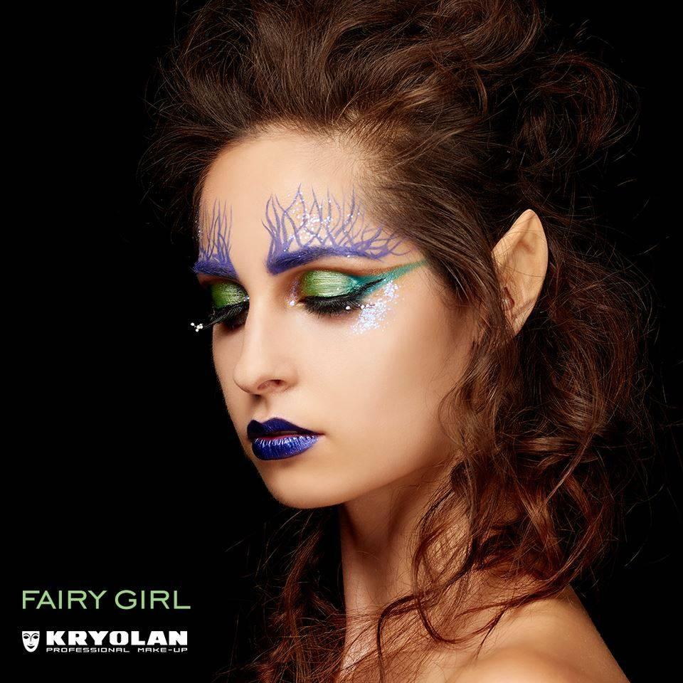 Kryolan Fairy Girl