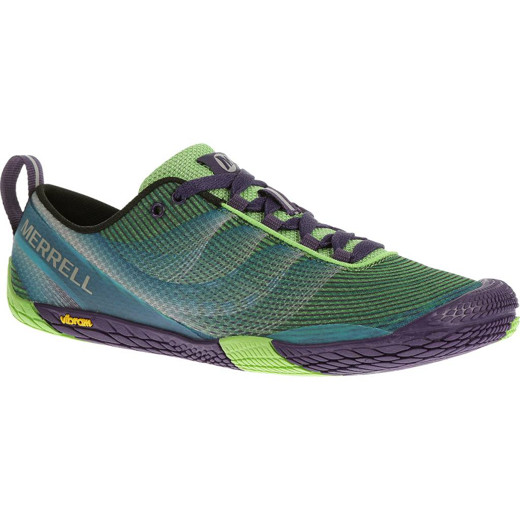 Merrell Vapor Glove 2 - Bright Green / Purple - Dames