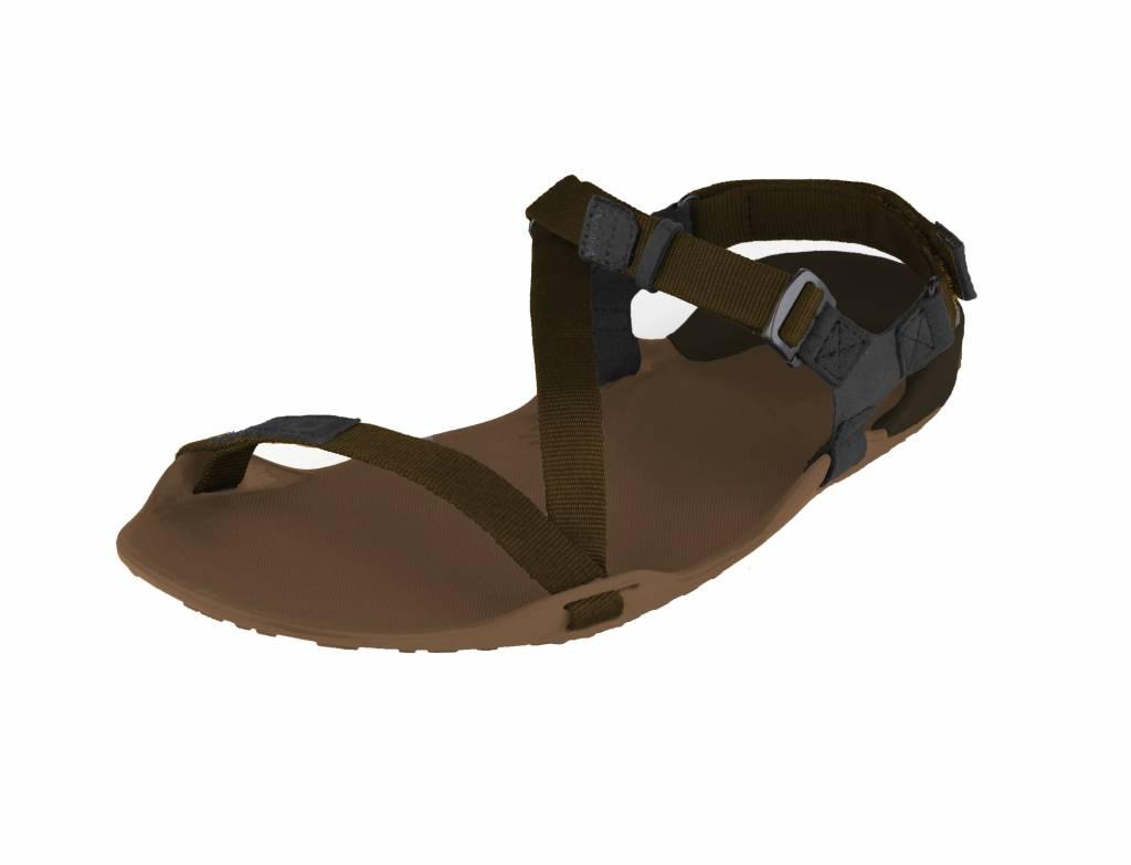 XERO Shoes Amuri Z-Trek - Mocha Earth (Bruin / Zwart)