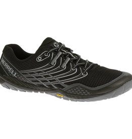 Merrell Trail Glove 3 - Black / Light Grey