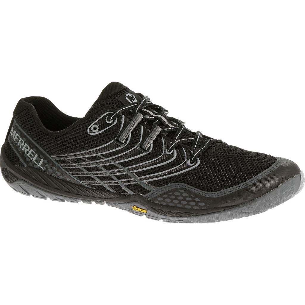 Merrell Trail Glove 3 - Black / Light Grey