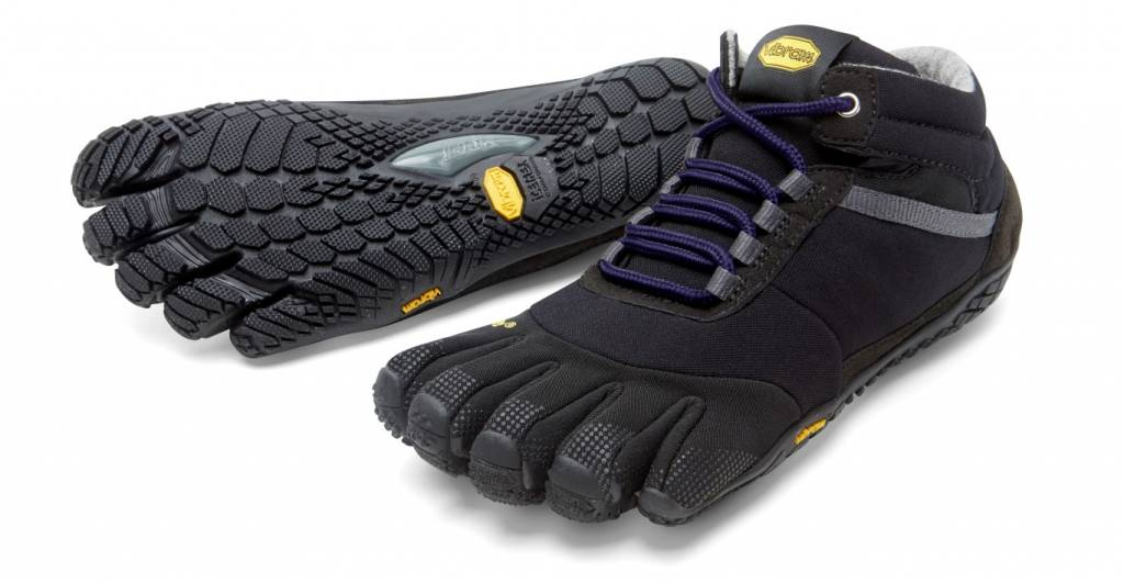 Vibram FiveFingers Trek Ascent Insulated - Black