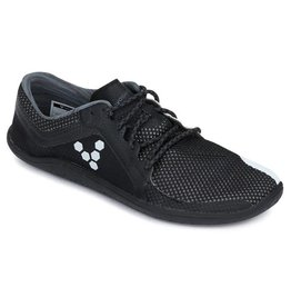 Vivobarefoot Primus Road - Black/White - Dames