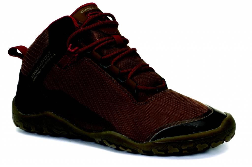 Vivobarefoot Hiker Firm Ground - Dark Brown - Heren