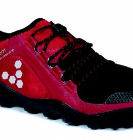 Vivobarefoot Primus Trail Soft Ground - Red / Black - Heren