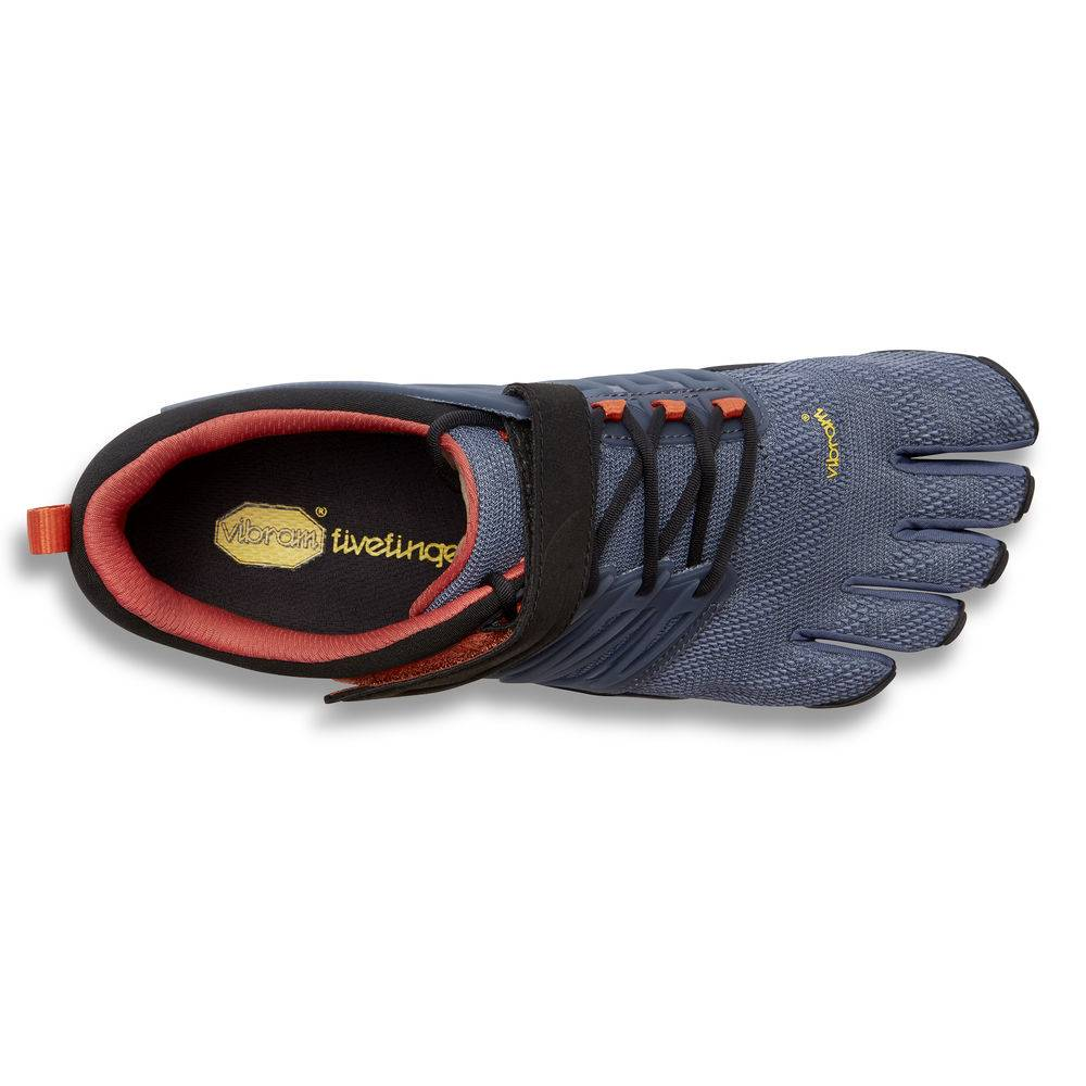 Vibram FiveFingers V-Train - Indigo - Black-Blue - Heren