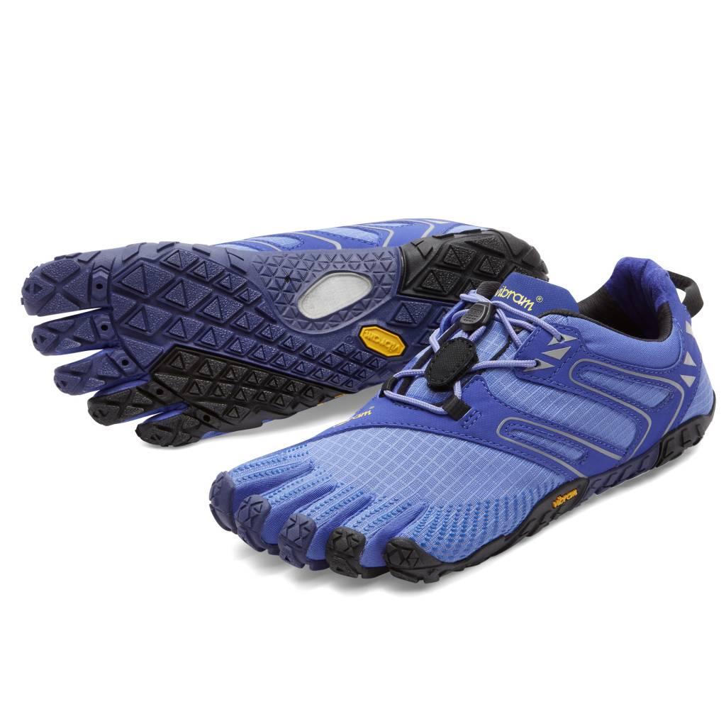Vibram FiveFingers V-Trail - Purple / Black - Dames