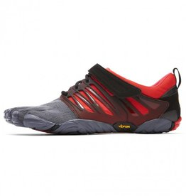 Vibram FiveFingers V-Train - Grey / Black / Red