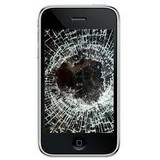 iPhone 3GS glas gebroken of touch defect
