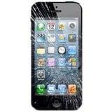 iPhone 5S glas gebroken of touch defect