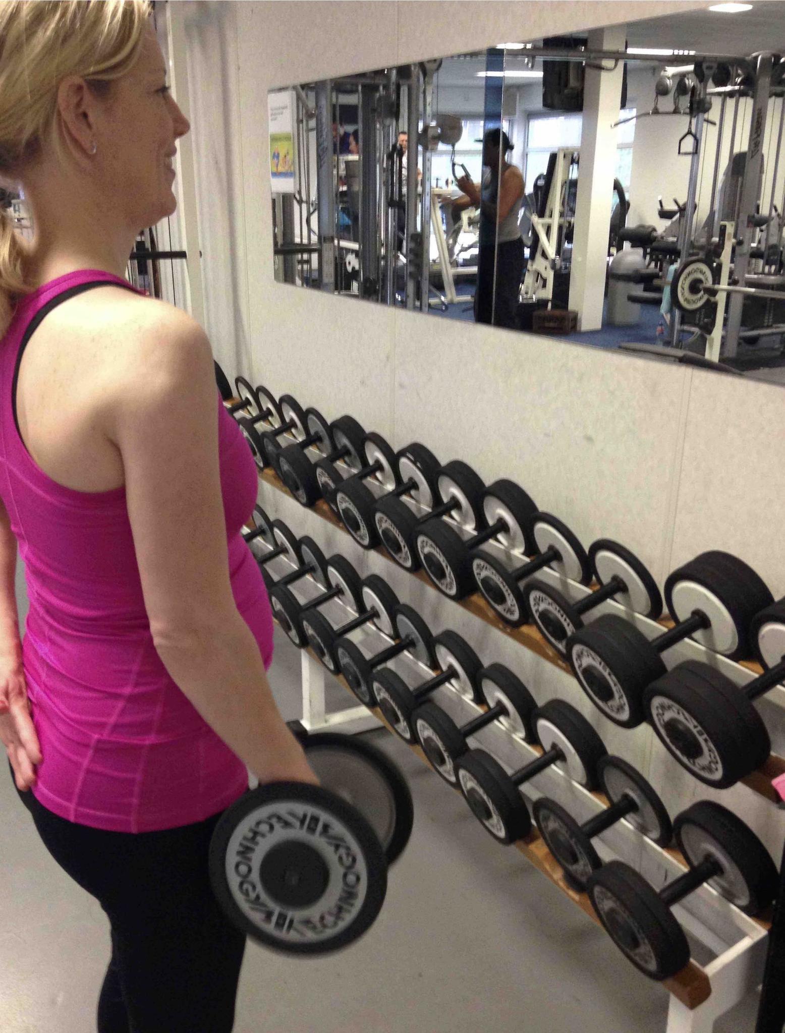 Fitnessen tijdens je zwangerschap