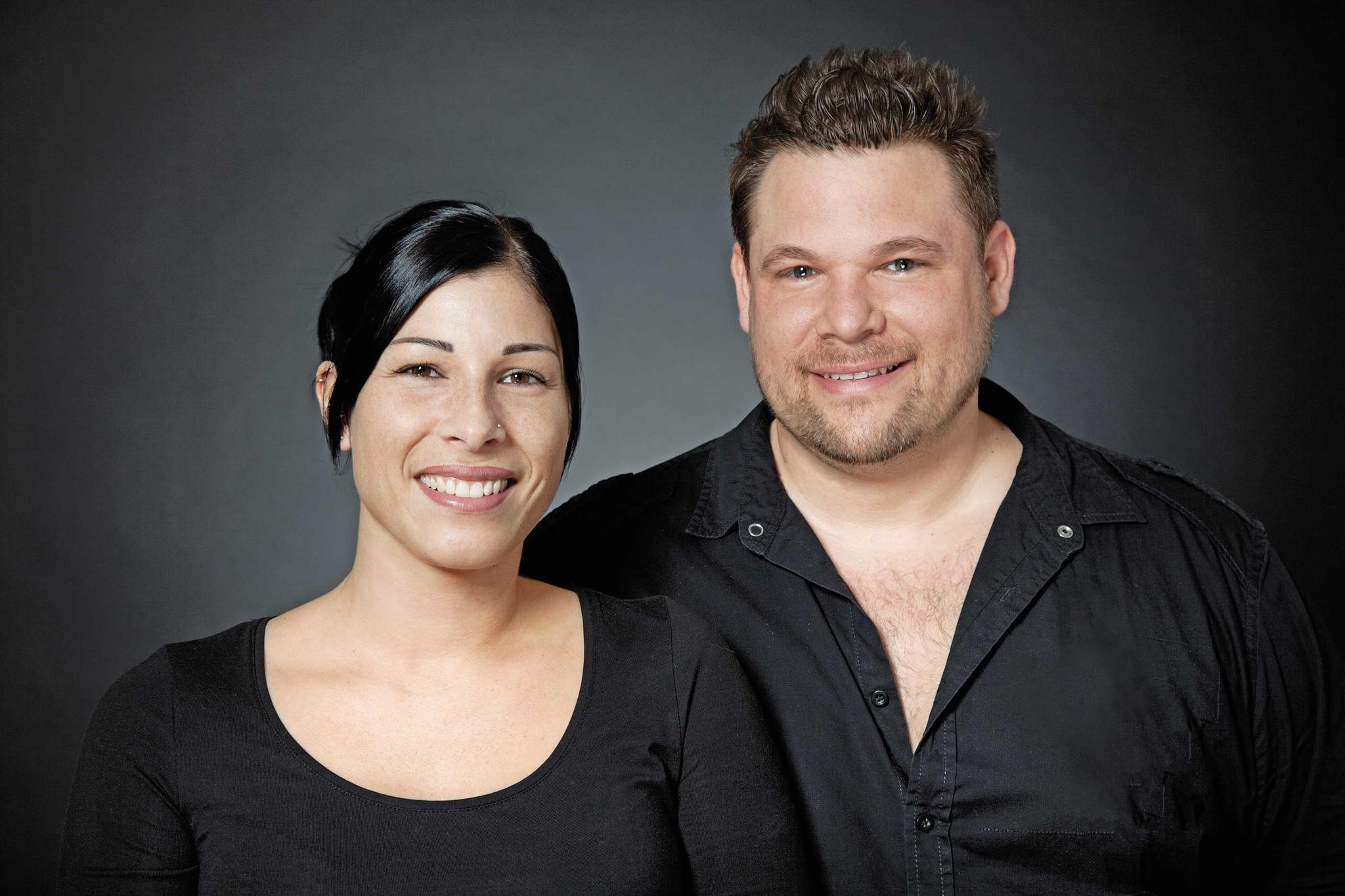 Amanda und Dominic