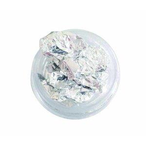 Nail Art Foil Silver