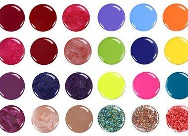 Farbgele und Effektgele