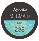 238 / Mermaid Farbgel blue