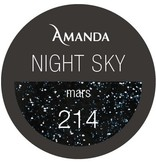 214 / Nighty Sky Farbgel mars 5g