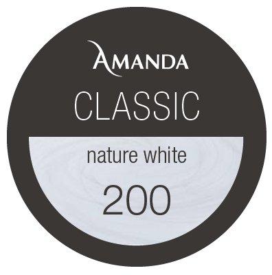200 / Classic Farbgel nature white 5g