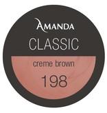 198 / Classic Farbgel creme brown