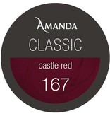 167 / Classic Farbgel castle red