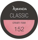 152 / Classic Farbgel cream rose