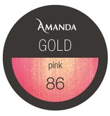 86 / Gold Collection Farbgel pink 5g