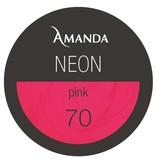 70 / Neon Farbgel pink 5g