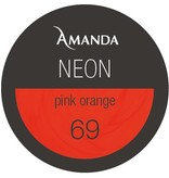 69 / Neon Farbgel pink orange 5g