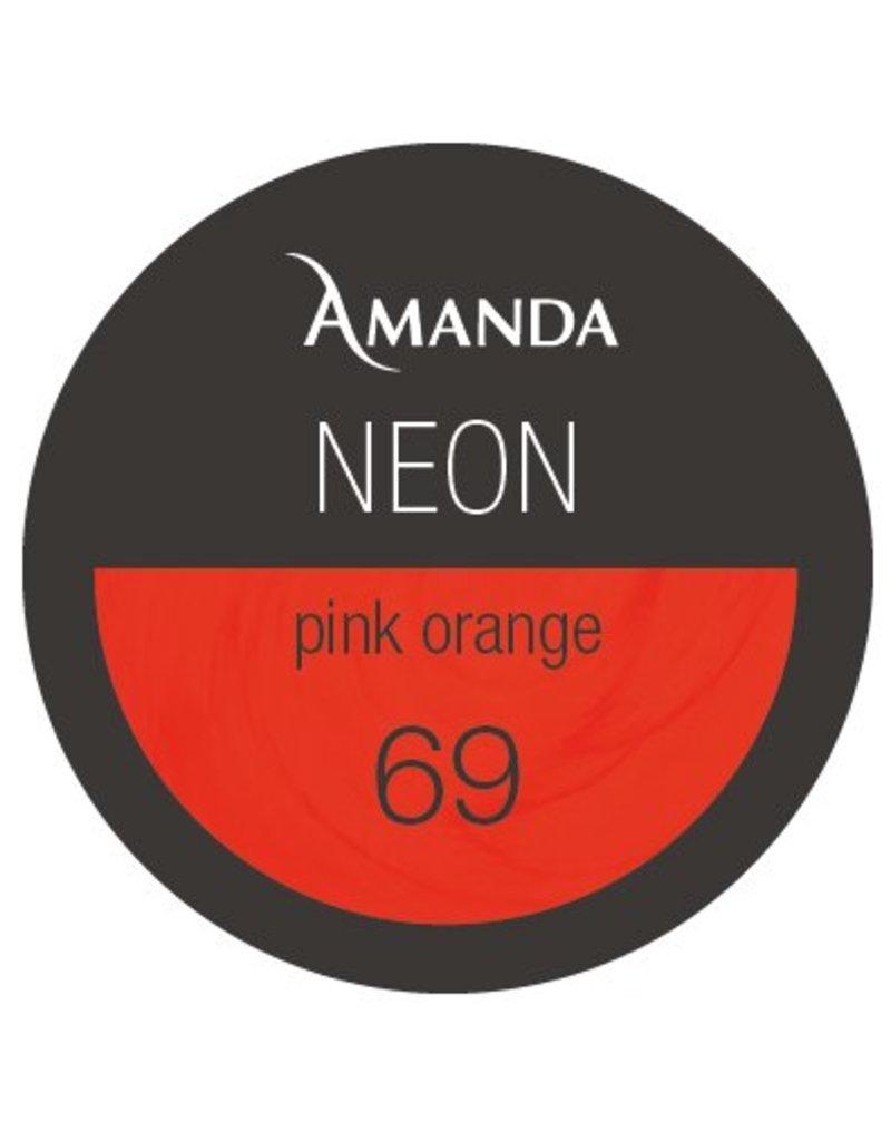 69 / Neon Farbgel pink orange 5g