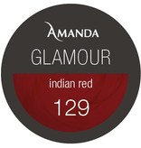 129 / Glamour Farbgel indian red 5g