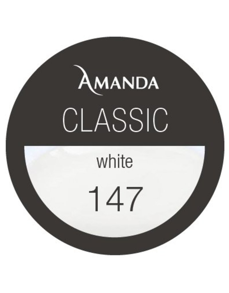 147 / Classic Farbgel white 5g