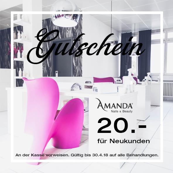 20 Franken Gutschein
