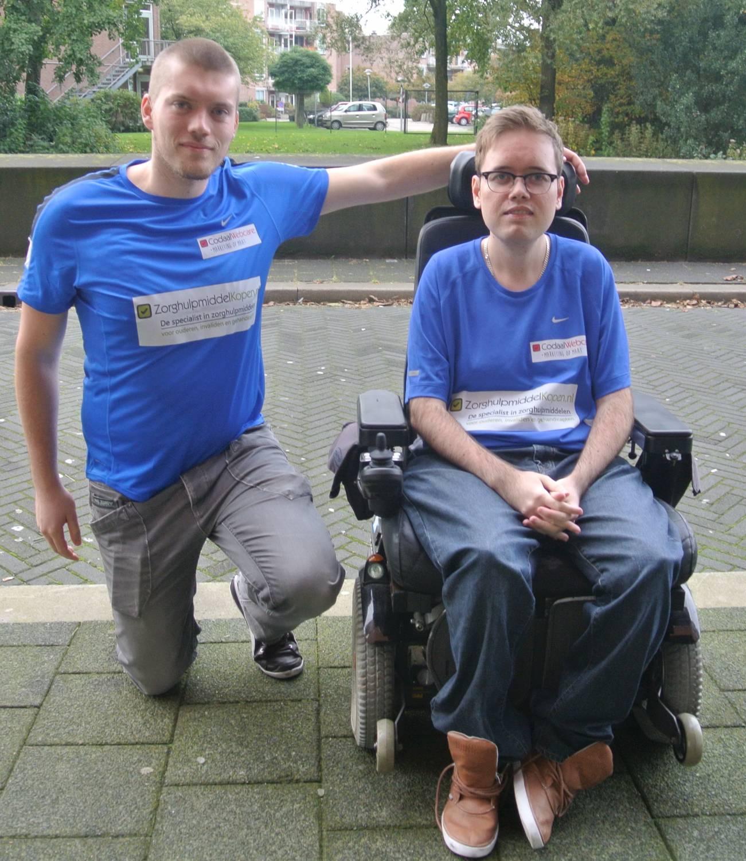 Zorghulmiddelkopen.nl steunt Ajax Foundation Run