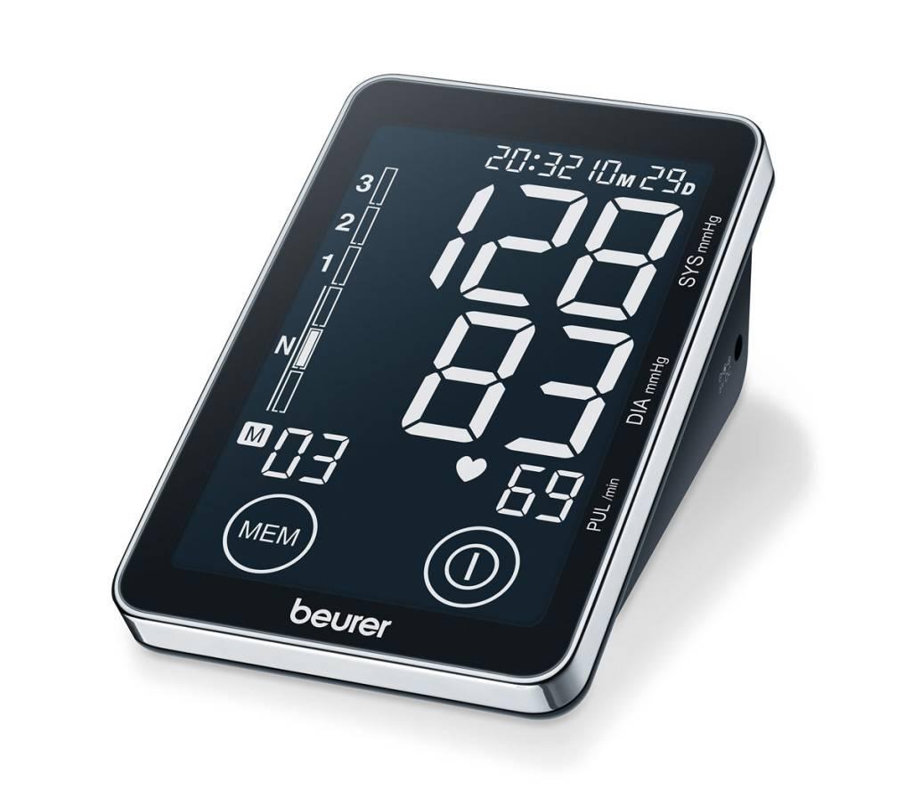 Bloeddrukmeter bovenarm Touchscreen BM58