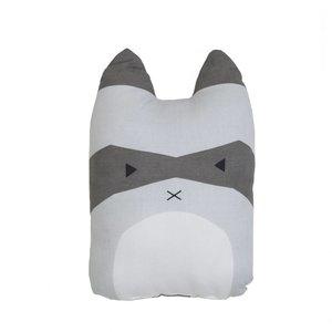 Fabelab animal cushion Rascal Racoon