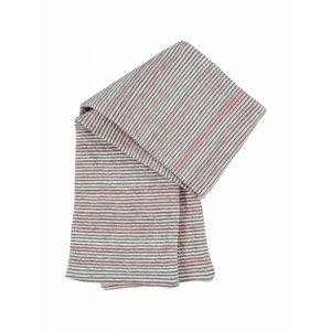 Kidscase baby scarf Sugar pink/grey