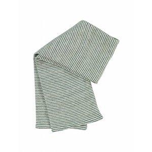 Kidscase baby sjaal Sugar ecru/groen