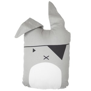 Fabelab animal cushion Pirate Bunny