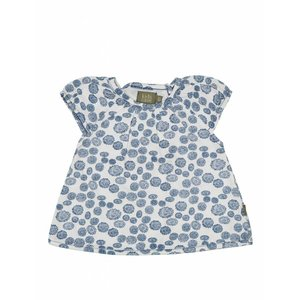 Kidscase baby top Bubble blue